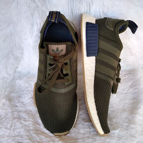 Sneakers femme Adidas NMD (©hypedc) | Projet S.S.